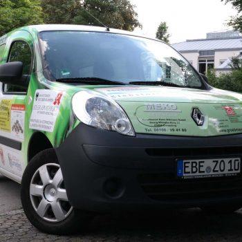 Renault Kangoo Z.E. der Gemeinde Zorneding (Foto: Pernsteiner)