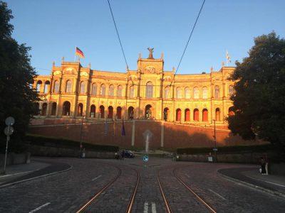 Maximilianeum - der Bayerische Landtag