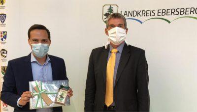 Vereidigung der FDP Kreisräte Alexander Müller und Martin Hagen